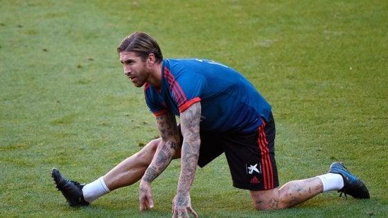 """Real Madrid, Florentino Perez: """"Dobbiamo ritrovare la fame"""".  Ramos: """"Sarà un anno positivo"""""""