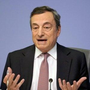 Draghi torna in trincea, le sue munizioni: taglio dei tassi, aiuti alle banche, ricaricare il Qe