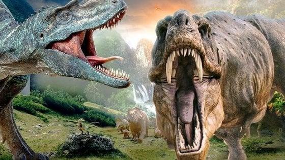 Il giorno in cui scomparvero i dinosauri