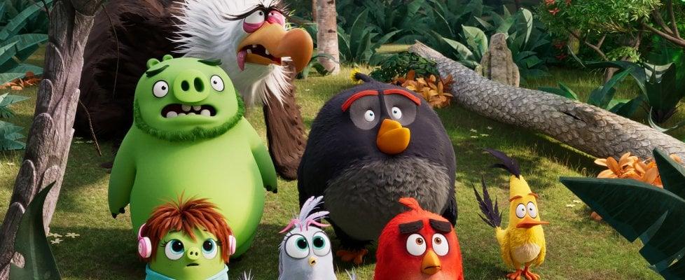Tornano gli uccellini e i maialini di Angry Birds, ma stavolta faranno squadra