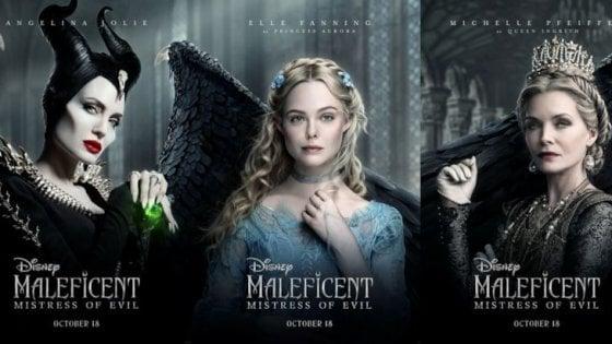Angelina Jolie e Michelle Pfeiffer, consuocere in Maleficent a Roma a ottobre