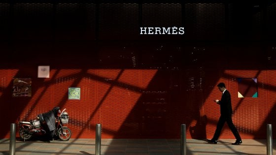 Hermès trasforma in utile il 23% delle vendite