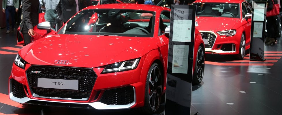 Nuova Audi RS 7 Sportback, Francoforte applaude