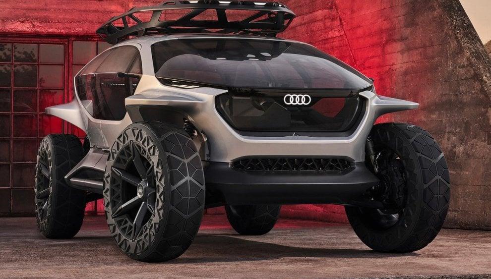 Audi AI-TRAIL quattro Concept