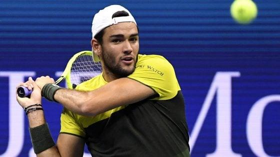 """Tennis, Berrettini ci crede: """"Proverò fino all'ultimo a centrare le Atp Finals"""""""