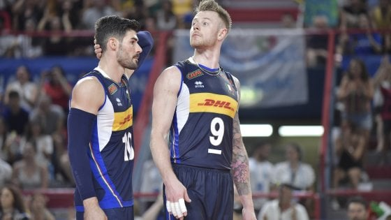 Calendario Italia Basket Europei.Volley Al Via L Europeo Maschile Zaytsev Puntiamo Al