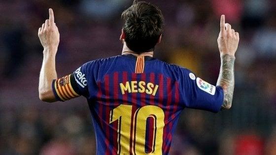 """Barcellona, Messi: """"Voglio restare, ma con un progetto vincente"""""""