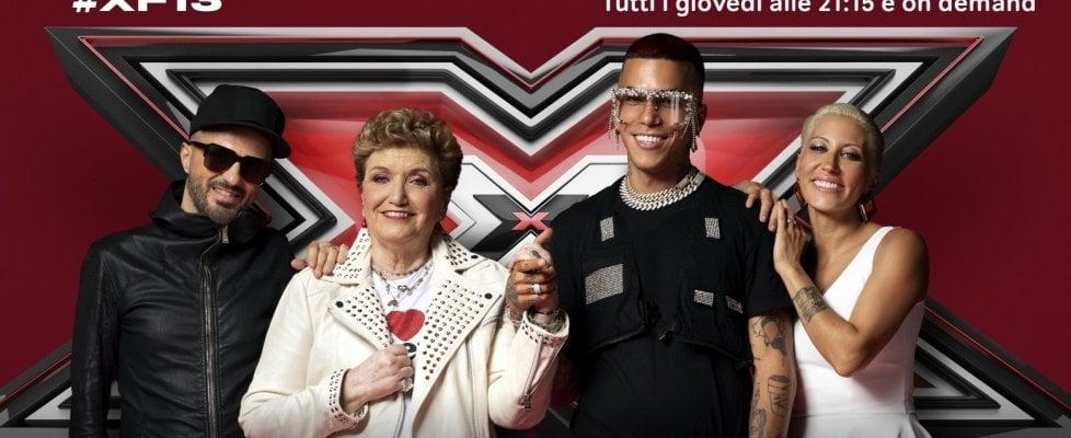 X Factor, partita l'edizione numero 13: tre giudici esordienti