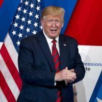 """Trump: """"L'Iran vuole un incontro con gli Stati Uniti"""""""