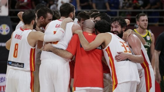 Basket, Mondiali: Spagna e Argentina in finale, battute Australia e Francia