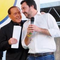 Centrodestra, riparte il dialogo. Incontro fra Berlusconi e Salvini: anche Fi in piazza...