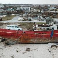 Bahamas, allarme per una tempesta tropicale