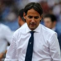 Lazio, Inzaghi: ''Derby brucia ancora, ma ci darà la carica per la Spal''