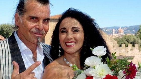 Piero Pelù dice sì alla sua 'regina di cuori', Gianna Fratta: l'annuncio social