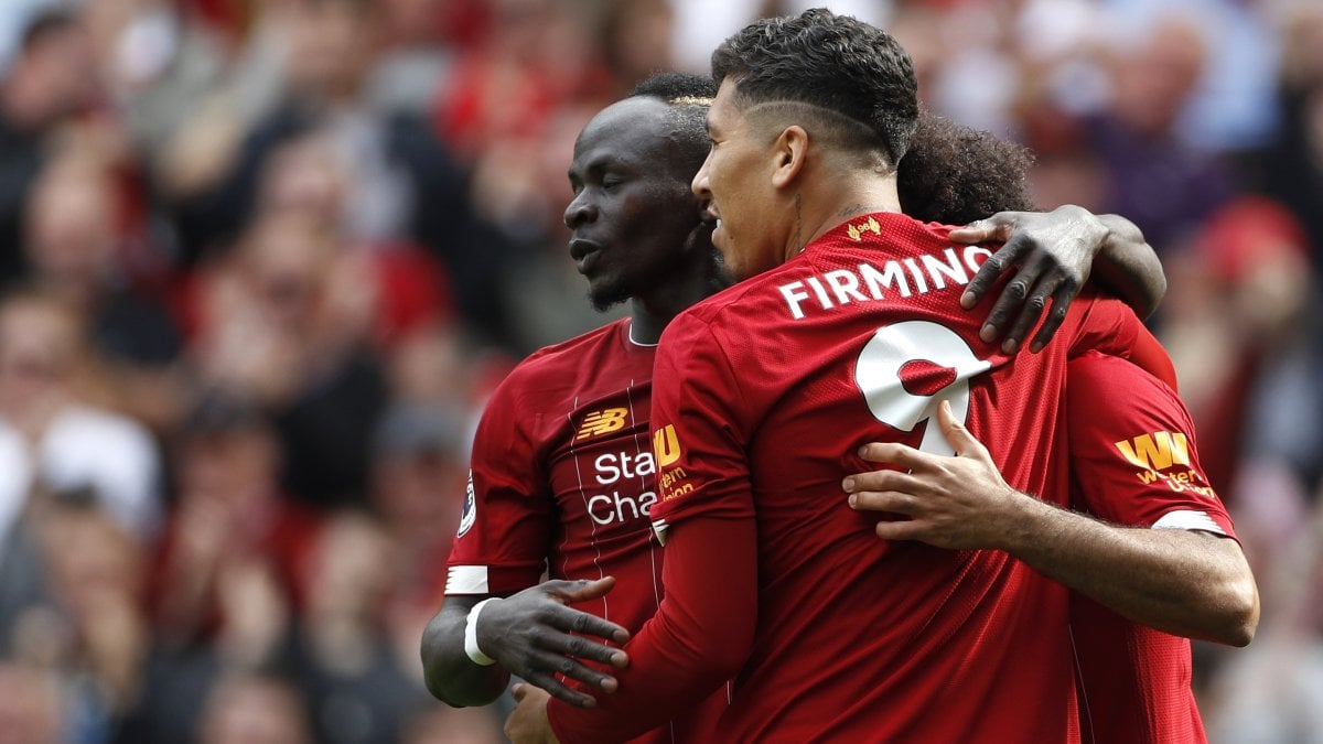 Premier League, il Liverpool fa cinque su cinque: Newcastle battuto 3-1 in rimonta