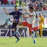 Fiorentina-Juventus 0-0, bianconeri opachi per la prima di Sarri