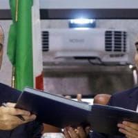 """Regionali, Di Maio apre al Pd: """"Patto civico per l'Umbria"""". Zingaretti approva: """"Avanti..."""
