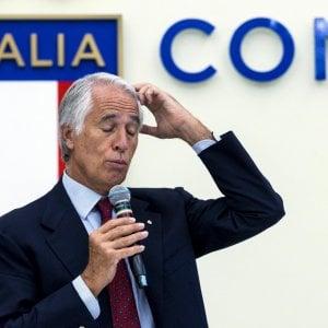 Il Cio il 2 ottobre esamina il caso Italia (e Malagò aspetta Spadafora)