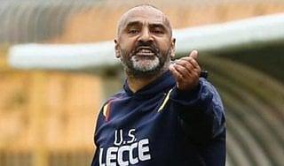 """Lecce, Liverani: """"A Torino dovremo essere umili e aggressivi"""""""