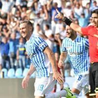 Spal-Lazio 2-1: Petagna e Kurtic ribaltano i biancocelesti