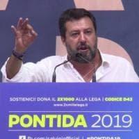 """Salvini attacca Repubblica e Gad Lerner: """"Questi non sono giornalisti"""". La replica della..."""