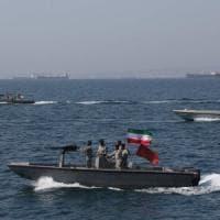 Iran, i Pasdaran sequestrano una nave nello stretto di Hormuz