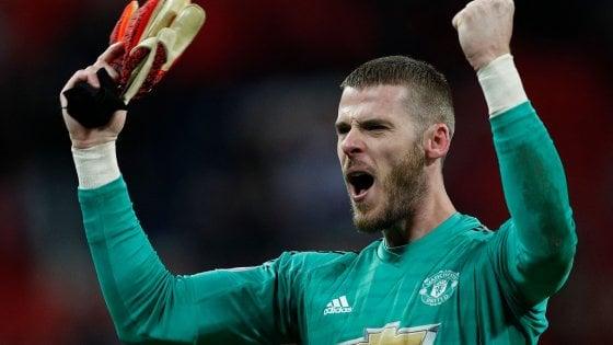 Manchester United, rinnovo faraonico per De Gea: 110 milioni in 4 anni
