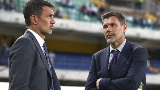 """Milan, Boban: """"I punti ci sono, nel gioco speravamo di essere più avanti"""""""