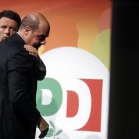 """Pd, Zingaretti: """"Un errore la scissione di Renzi"""". Franceschini: è un grande problema"""