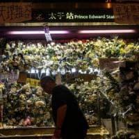 Hong Kong, un memoriale per i martiri della protesta. E le autorità smentiscono