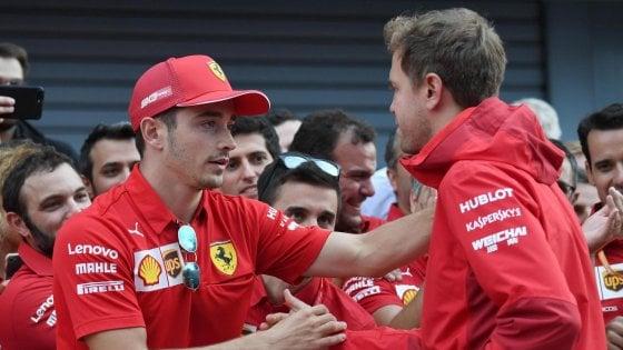 F1, Gp Singapore. Leclerc cerca il tris: Tracciato unico, ma sarà dura. Vettel: Non sono concessi errori
