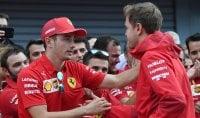 """Leclerc cerca il tris: """"Ma sarà dura"""". Vettel: """"Niente errori"""""""
