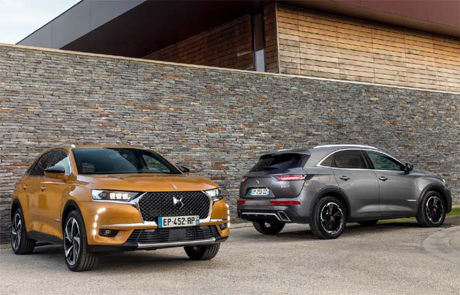 "DS Automobiles lancia la ""Business Week"""