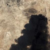 "Arabia Saudita, la Cnn: ""Attacco al petrolio da base iraniana"""