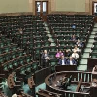 Polonia, a rischio la libertà di stampa nel programma elettorale del partito al governo