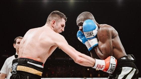 Boxe, Fiordigliglio contro Eggington: l'uomo che ha battuto Malignaggi