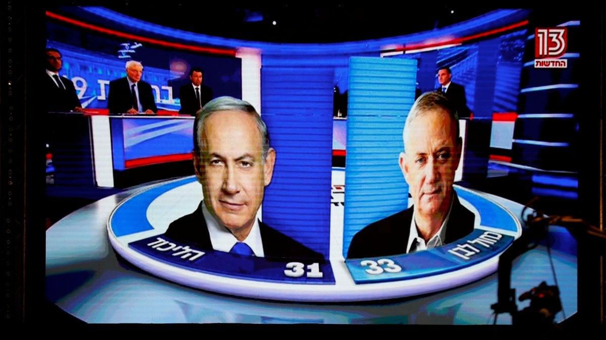 Israele, exit poll: testa a testa Netanyahu-Gantz. Lieberman decisivo ...