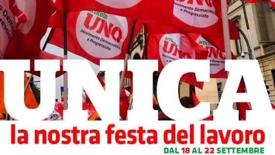 """Al via la festa di Articolo 1, dopo l'uscita di Renzi dal Pd: """"Pensiamo a un nuovo centrosinistra"""""""