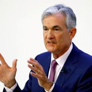 Il presidente della Fed, Jerome Powell