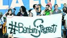 Rep: La vera storia della bambina di Pontida (che non è come l'ha raccontata Salvini)