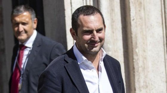 """Scontro Coni-Sport e Salute, Spadafora: """"Martedì incontrerò Malagò, nulla è già deciso sulla nuova legge"""""""