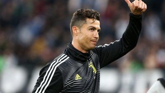 """Juventus, Ronaldo: """"Vincere è la mia ossessione. Non inseguo i record, sono loro che inseguono me"""""""