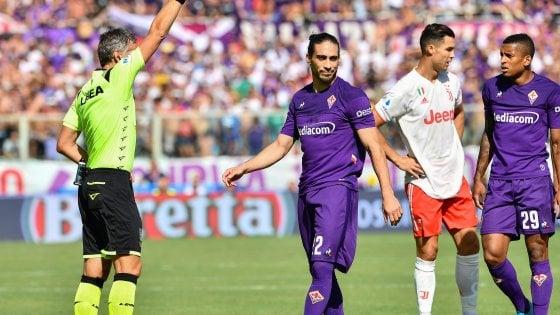 """Fiorentina, Caceres: """"Spero di restare a lungo. Boateng e Ribery portano entusiasmo"""""""