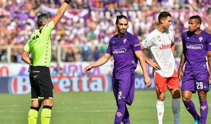 "Fiorentina, Caceres: ""Che entusiasmo grazie a Boateng e Ribery"""