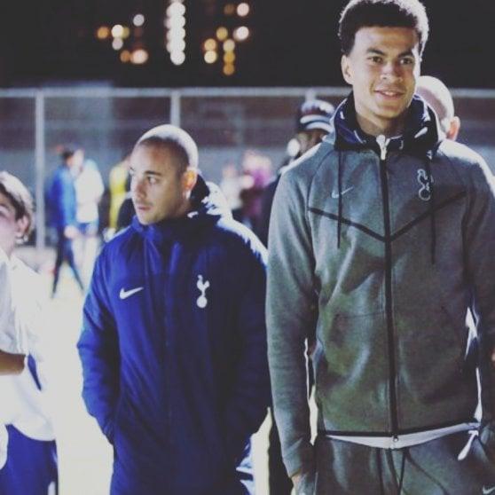 Professione allenatore: Antonio, dal Vesuvio alle giovanili del Tottenham