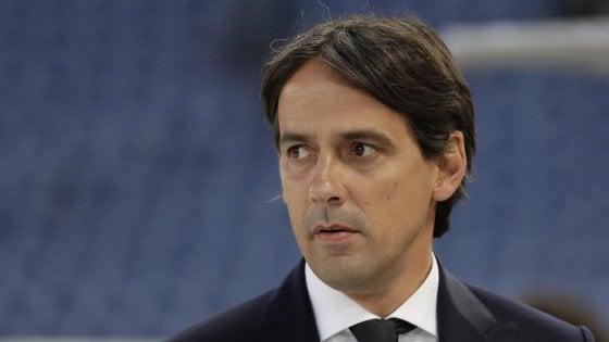 Lazio in Coppa per ripartire, Inzaghi: ''Critiche? Serve equilibrio, ma ora reagiamo''