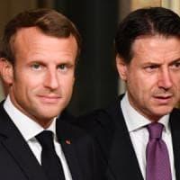 """Italia-Francia, Macron: """"Paesi che non accolgono siano penalizzati finanziariamente"""""""