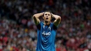 Champions, Juve sprecona: da 0-2 a 2-2 con l'Atletico MadridAtalanta travolta dalla Dinamo Zagabria 4-0