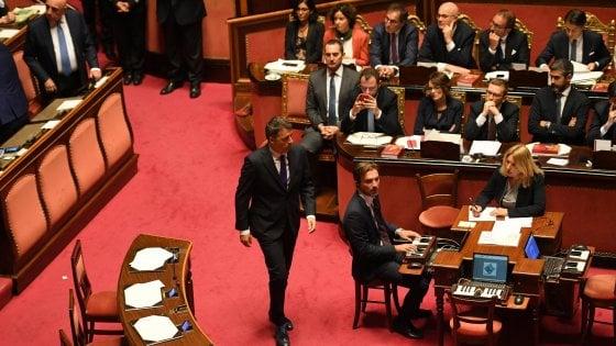 Grazie a Nencini Renzi avrà un gruppo autonomo anche in Senato. Ecco tutti i parlamentari di Italia viva