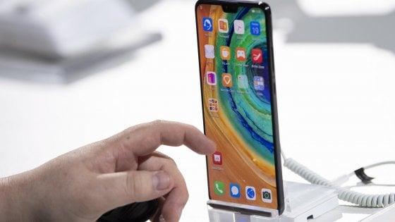 """Il Huawei Mate 30 monta Android, """"è il nostro sistema p"""